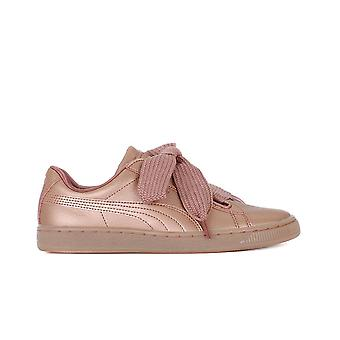 Puma Basket Heart Copper 36546301   women shoes