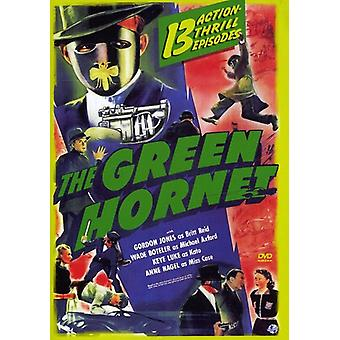 Green Hornet [DVD] USA import
