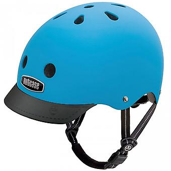 Dingo-Straße Bay Blue Matte-S-Bike Helm (52-56 cm)