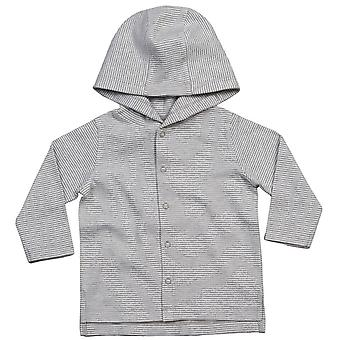 Babybugz Baby Stripy Hooded T-Shirt