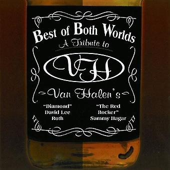 Hyldest til Van Halen - bedste af begge verdener hyldest [CD] USA import