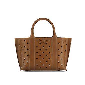 Il Bisonte women's A2700MEST862 brown leather tote