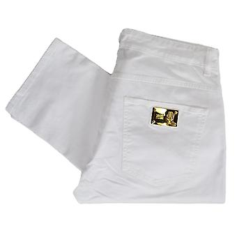 Cavalli Class A2jrb005 Regular Fit Stretch White Jeans