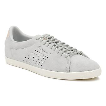 Le Coq Sportif Womens Galet Grey Charline Trainers