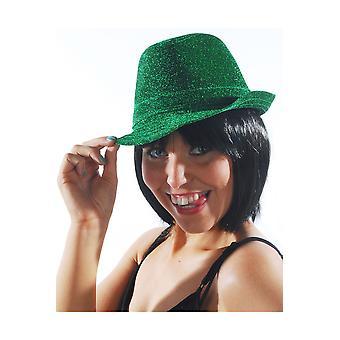 Sombrero de la Mafia de sombreros verde