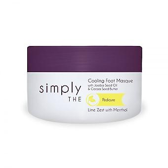 Simply THE Simply THE Cooling Foot Masque