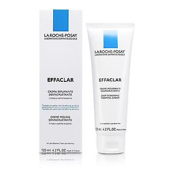 La Roche Posay Effaclar Deep Cleansing Foaming Cream 125ml/4.2oz