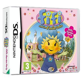 Fifi en de Flowertots Fifis Garden Party (Nintendo DS)