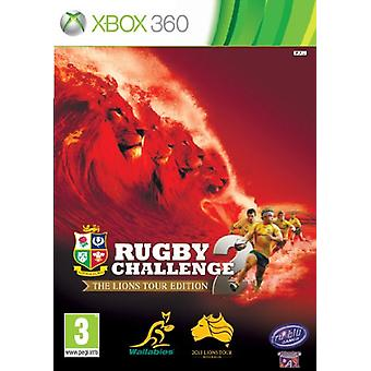 Rugby Challenge 2 - The Lions Tour Edition(Xbox 360)