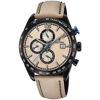 Festina mens watch chronograph sport F20344/1