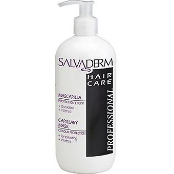 Salvaderm Mask Salvaderm Protection Color 500 ml (Hair care , Hair masks)