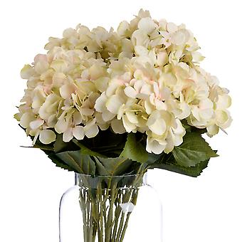 Hill Interiors Faux Hydrangea Bouquet