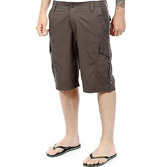 Fox Charcoal Slambozo Solid Cargo Shorts