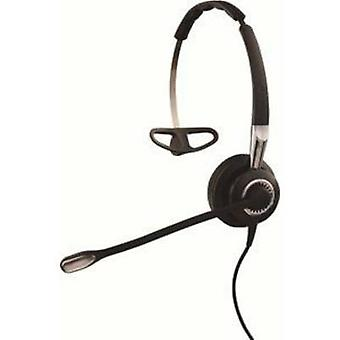 Jabra BIZ 2400 II telefono auricolare QDCs (Quick Disconnect) Mono Over-the-ear nero