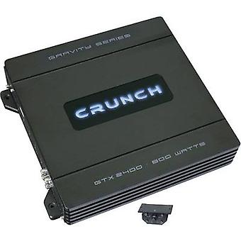 Crunch GTX2400 2-channel headstage 440 W