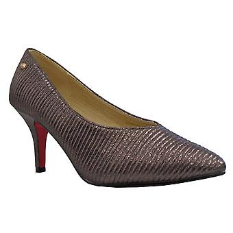 Kate Appleby Womens Court Shoe Stanmore Pewter