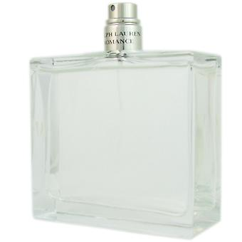 Romance for Women by Ralph Lauren 3.4 oz Eau de Parfum Spray Tester