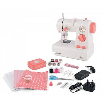 Toyrific Great British Sewing Bee cucito bianco Studio include Kit di progetto