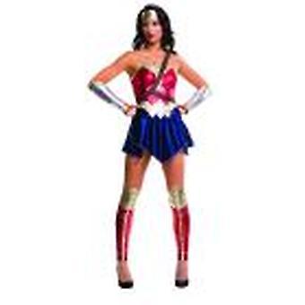 Wonder Woman Justice League Kostüm Damen Karneval Amazone Superheldin