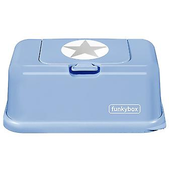 Funkybox Caja para Toallitas Grande  Estrella (Childhood , Diaper and changers , Wipes )