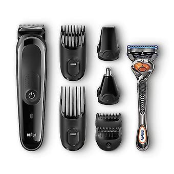 Braun MGK3060 8-in-one Precision Face & Head Trimming Kit
