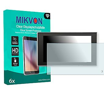 Garmin nüvi 3598LMT-D Screen Protector - Mikvon Clear (Retail Package with accessories)