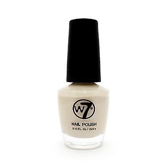 W7 Cosmetics Brown/Nude Nail Polish 15ml