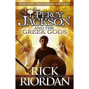Percy Jackson and the Greek Gods by Rick Riordan - 9780141358680 Book