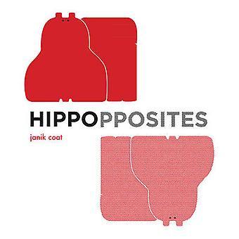 Hippopposites by Janik Coat - 9781419701511 Book