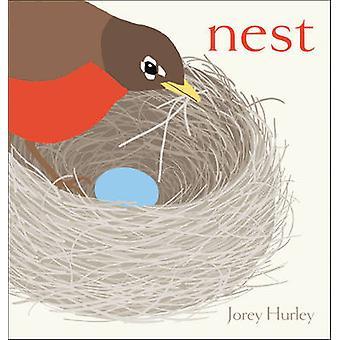 Nest by Jorey Hurley - Jorey Hurley - 9781442489714 Book