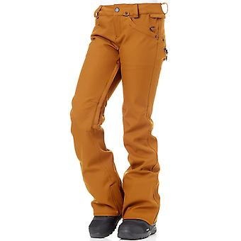 Volcom Copper Species Stretch Womens Snowboarding Pants