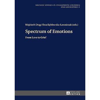 Spectre des émotions - de l'amour à la douleur par Wojciech Drag - Ewa Keblo