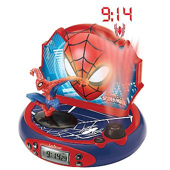 Lexibook Spiderman Clock Radio (Model No. RP500SP)