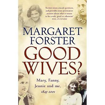 Goede vrouwen?: Mary, Fanny, Jennie en mij, 1845-2001