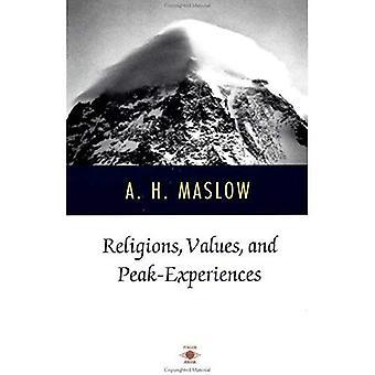Religioner, värden och topp-upplevelser