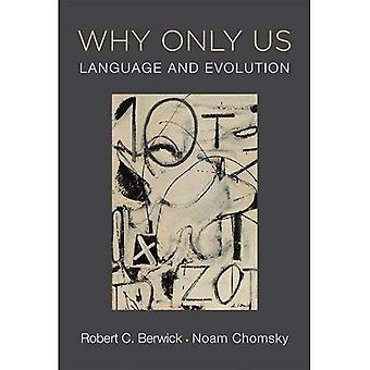 Hvorfor kun os: sprog og Evolution (hvorfor kun os)