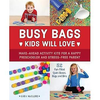 Disponibilité des sacs Kids Will Love