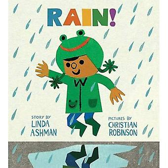 Pluie! (Cartonné)