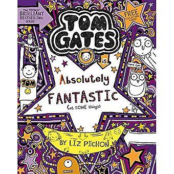 Tom Gates är helt fantastisk (på vissa saker)