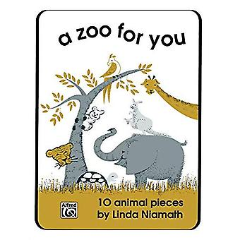 A Zoo for You: 10 Animal Pieces
