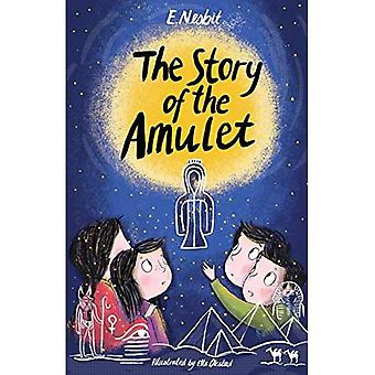 The Story of the Amulet (Alma Classics Junior)