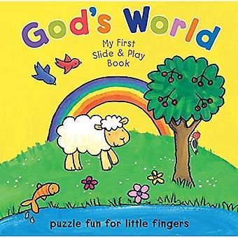 Mijn eerste Slide en Play: Gods wereld [Board boek]