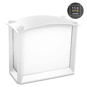 Mark White Outdoor Wall Light - Leds-C4 05-9299-14-M1