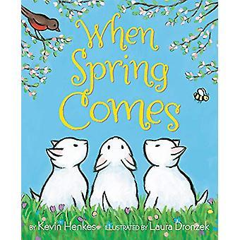 Når våren kommer av når våren kommer - 9780062741677 bok