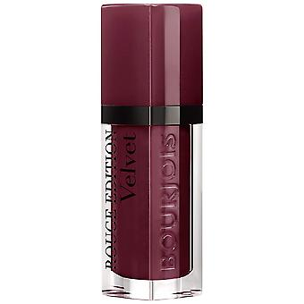 3 x Bourjois Paris Rouge Edition Velvet Lipstick 7.7ml - 37 Ultra Violette
