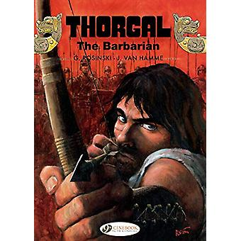 The Barbarian by Jean Van Hamme - 9781849183994 Book