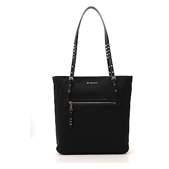 Michael Kors Black Polyester Tote