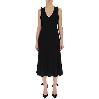 Michael Kors Black Polyester Dress