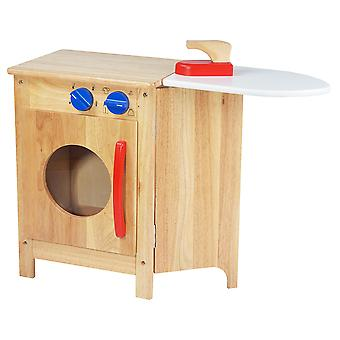Natural Washing Machine With Ironing Board
