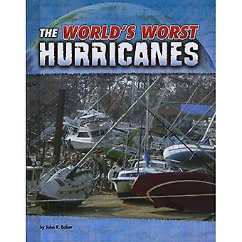 The World's Worst Hurricanes (Blazers: World's Worst Natural Disasters)